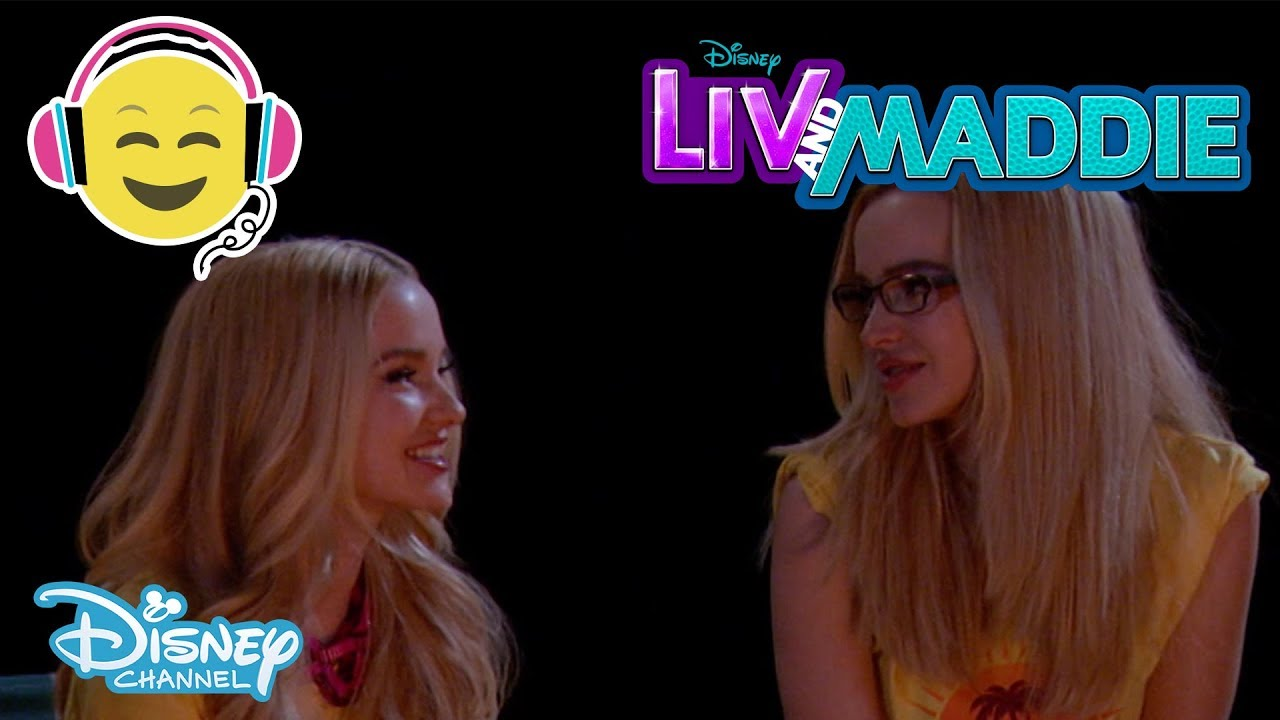 Liv And Maddie Better In Stereo Song Official Disney Channel Uk