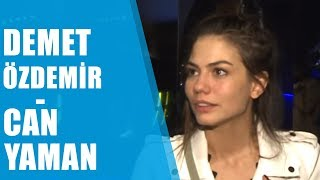 Magazin | Demet Özdemir - Can Yaman Aşkı görüntülendi!