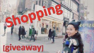 Video Follow me where I shop in Korea: hongdae beauty box giveaway download MP3, 3GP, MP4, WEBM, AVI, FLV November 2017