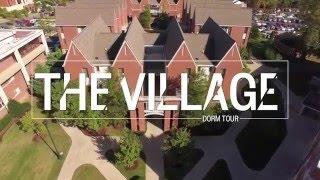 Lipscomb University - Village Dorm Tour