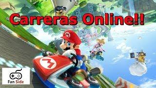 Vídeo Mario Kart 8 Deluxe