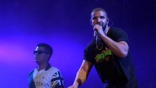 Wireless Festival 2015 Friday - Headline: Drake