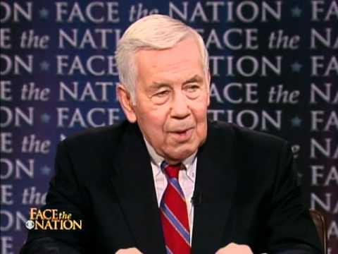 Lugar: U.S. not declaring war on Libya