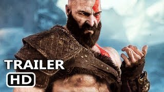 PS4 - God Of War 4 New Trailer (2018)