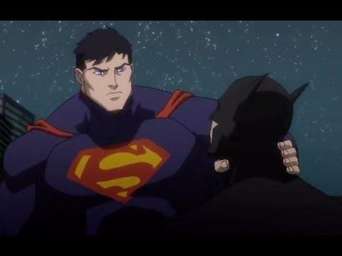 Justice League War Trailer REACTION / REVIEW!!!
