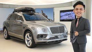 Video FIRST LOOK: Bentley Bentayga W12 SUV in Malaysia - from RM2 million download MP3, 3GP, MP4, WEBM, AVI, FLV September 2018