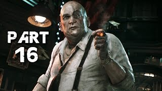 Batman Arkham Knight Walkthrough Gameplay Part 16 - Penguin (PS4)