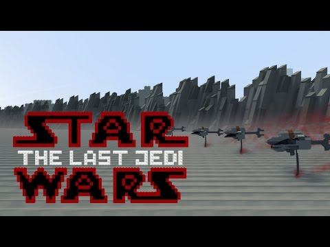Thumbnail: Star Wars The Last Jedi Trailer in LEGO