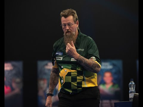 """Simon Whitlock: """"I think Gary will beat Michael – I''m going to be there for the kill in next game"""""""