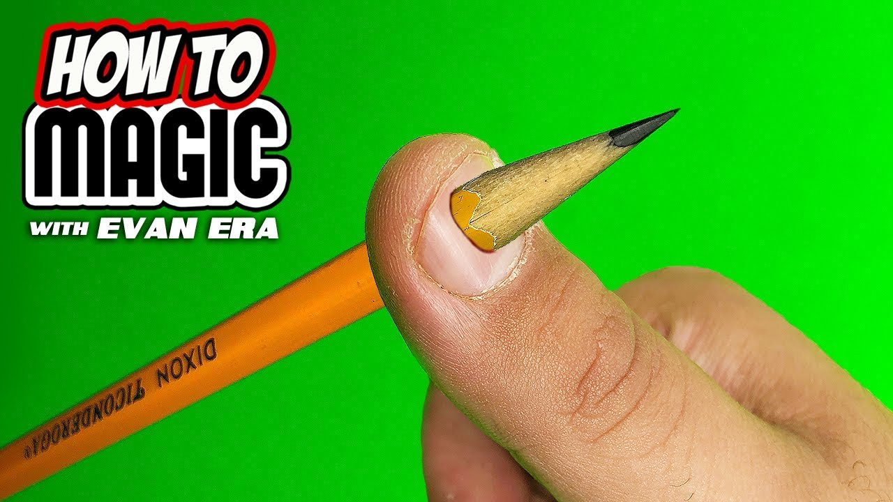 10 EASY Magic Tricks You Can Do at Home - YouTube