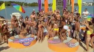 Descontrol Telemundo Calle 13 Vamo a Portarnos Mal Circle Dance