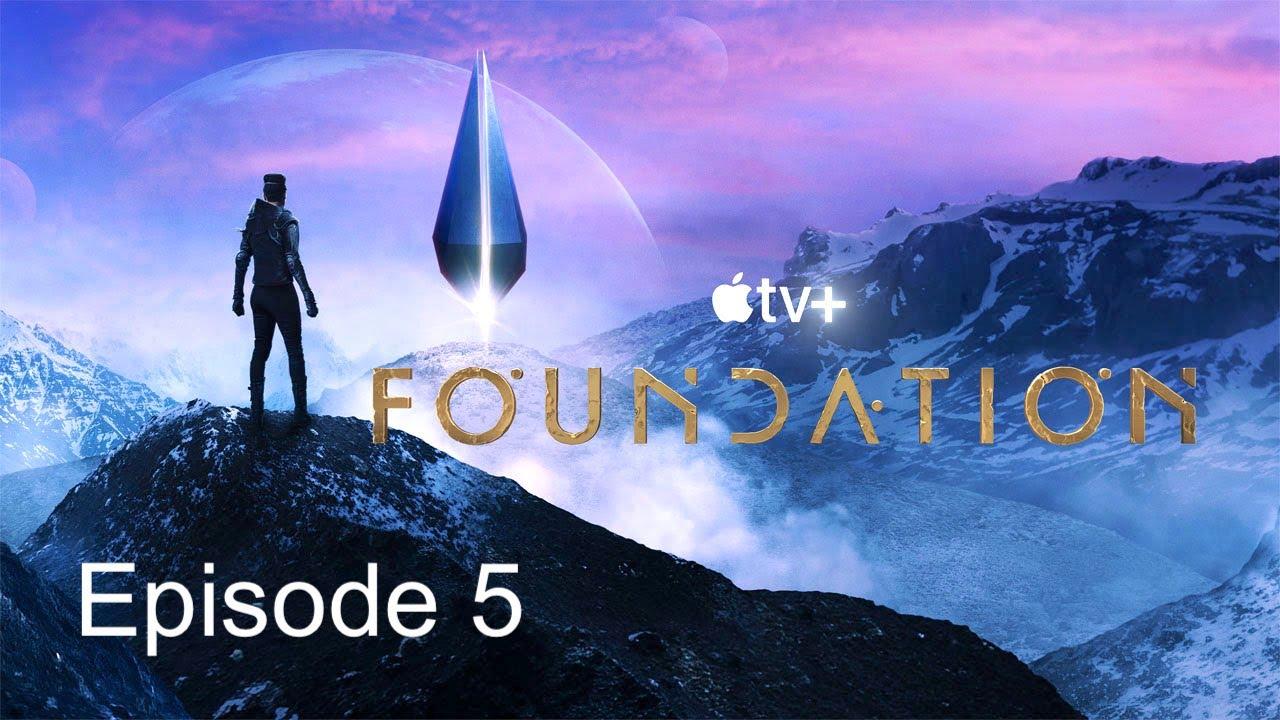 Download Foundation Apple TV+ Episode 5