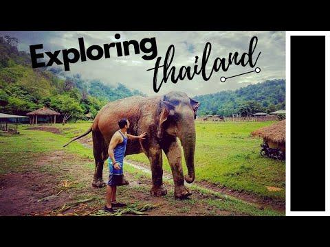 Traveling Thailand