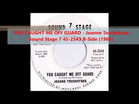 Joanne Touchstone - You Caught Me Off Guard