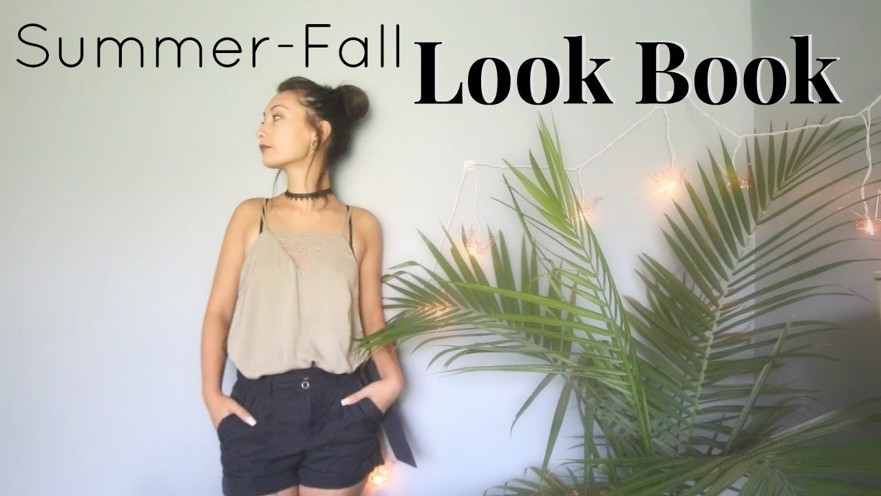 [VIDEO] - End of Summer to Early Fall Outfits 8