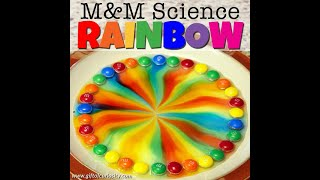 M&M's Science - Rainbow Crazy Science