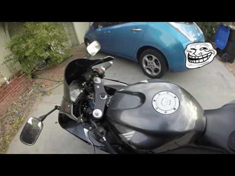 Troubleshooting Random Stalling (Motorcycle, CBR600RR)