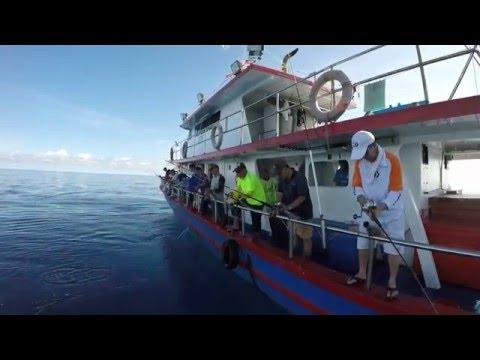 Sarawak Kuching Fishing (Ocean Shadow) 南中國海釣魚 11 to 15 May 2016 Part 2