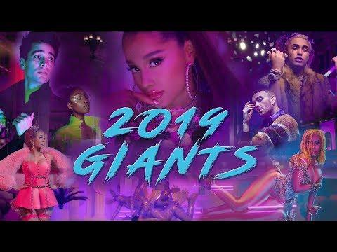 2019 Megamashup (Giants) - Happy Cat Disco