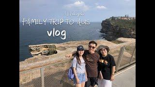 [여행vlog]11일간의 호주가족여행(부모님 첫 자유여…
