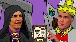 Pagan Democrats, Catholic Republicans, and 2012 Debates