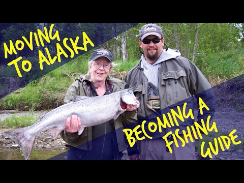 How I Became An Alaskan Fishing Guide