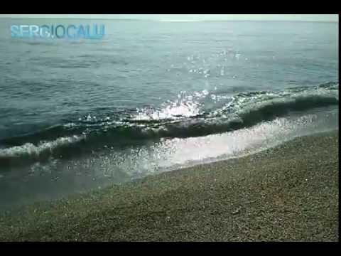 ESCUCHA LAS OLAS DEL MAR EN CALMA, MUSICA RELAJANTE, SOUND OF THE SEA 100% NATURAL 🎧