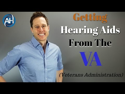 How To Get Hearing Aids From The Va