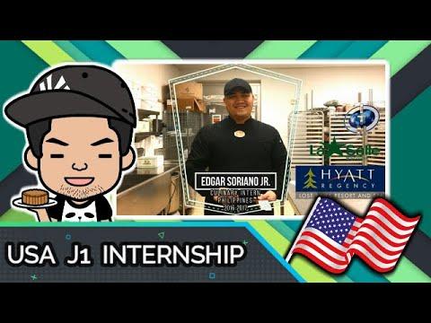 USA Internship experience