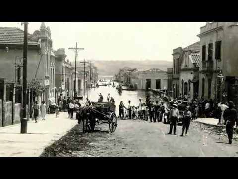 ENTRE RIOS -História da ocupação do solo e rios  da cidade de São Paulo