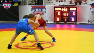 Финал гран при в в к до 48 кг Салман Огонь Магарамов VS Газигаджи Тигр Гаджиев