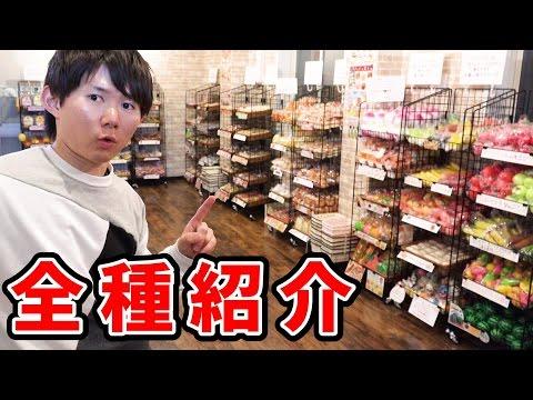 店内全種類スクイーズ紹介【日本スクイーズセンター】さとちん