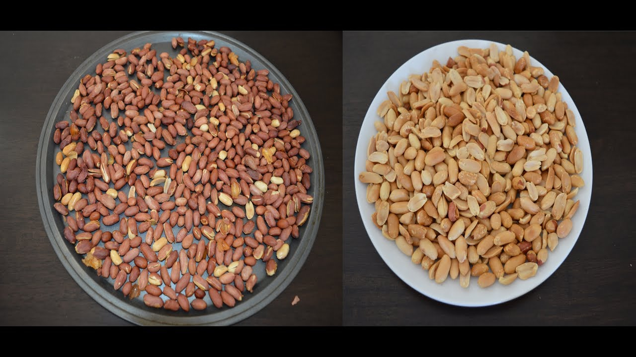 How To Roast Peanuts In Oven Roasted