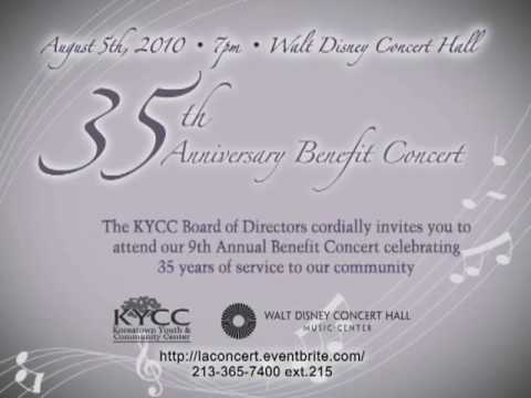 KYCC 35th Anniversary Benefit Concert
