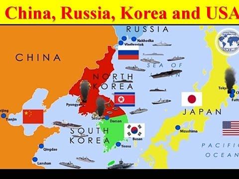 China russia korea and usa world war iii or prosperous china russia korea and usa world war iii or prosperous civilization gumiabroncs Choice Image