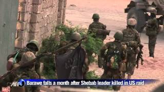 African Union Forces Take Somali Key Port From Shebaab