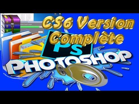1#télécharger installer Photoshop cs6 complète multilangage gratuite-  تثبيت الفوتوشوب