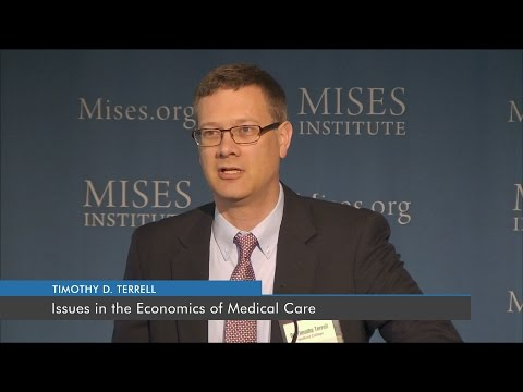 Issues in the Economics of Medical Care | Timothy Terrell