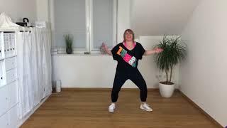 Bailar feat. Pitbull & Elvis Crespo - Zumba Fitness / Dance Fitness