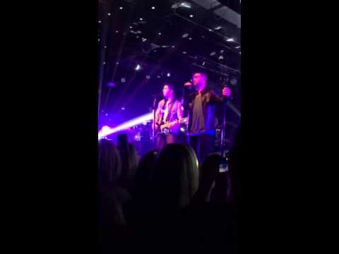 Dan + Shay covering Thinking Out Loud