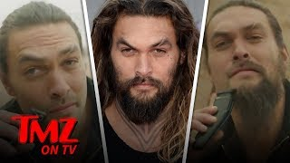 Baixar Jason Mamoa SHAVES His Beard Off!! | TMZ TV