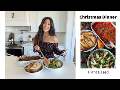 Christmas Dinner // Easy // Plant Based