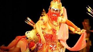 GORGEOUS Javanese Ramayana Ballet - SUGRIWA SUBALI - Prambanan Indonesia - UKM UKJGS UGM [HD]
