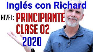 Curso de Ingles Principiante 2020