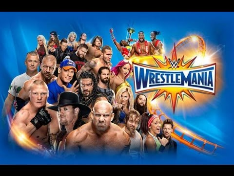 Wwe Wrestlemania 33 Live Stream