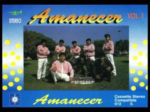10 - Grupo Amanecer de Talo baltazar - 1er Casét - Poder Amanecer (1989)