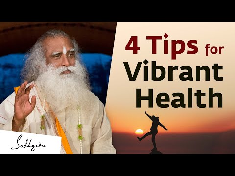3 Tips for a Yogic Diet - Sadhguru   Isha Hatha Yoga