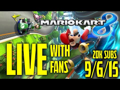 MLPB Mario Kart 8 LIVE Fan Tournament Incoming!! (NOW OVER)