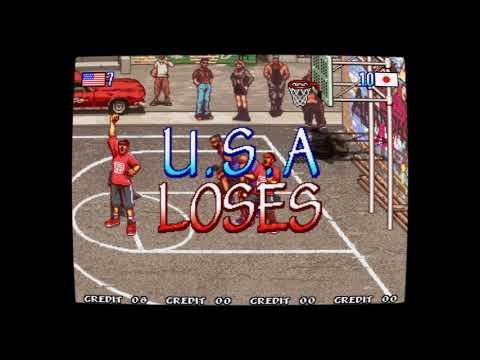 Hoops 96 - SYKOE ARCADE - Club 8 Mile Detroit Monster Old School Coin-Op Video Games |