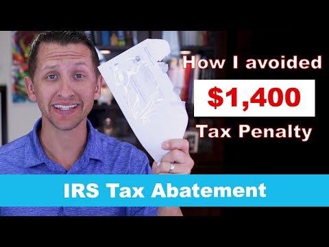 "<span class=""title"">IRS Tax Abatement | Simple Tax Hack</span>"